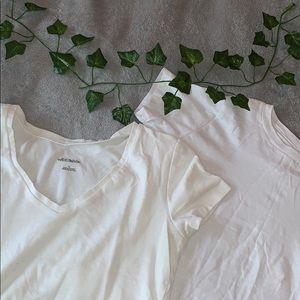 Basic White Shirts 🤍